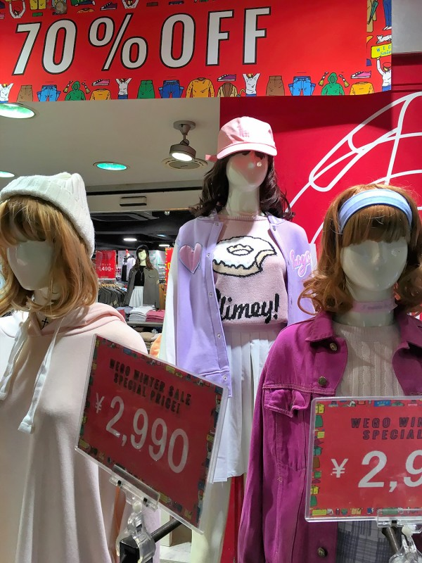 Pink Caps - Harajuku Fashion Trend (10)