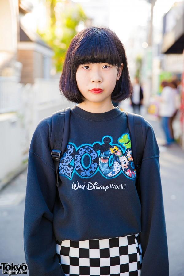 Vintage Disney World Sweatshirt