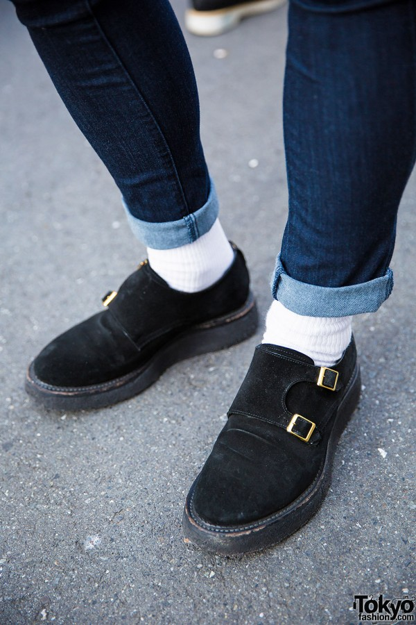 Kids Love Gaite Buckle Shoes