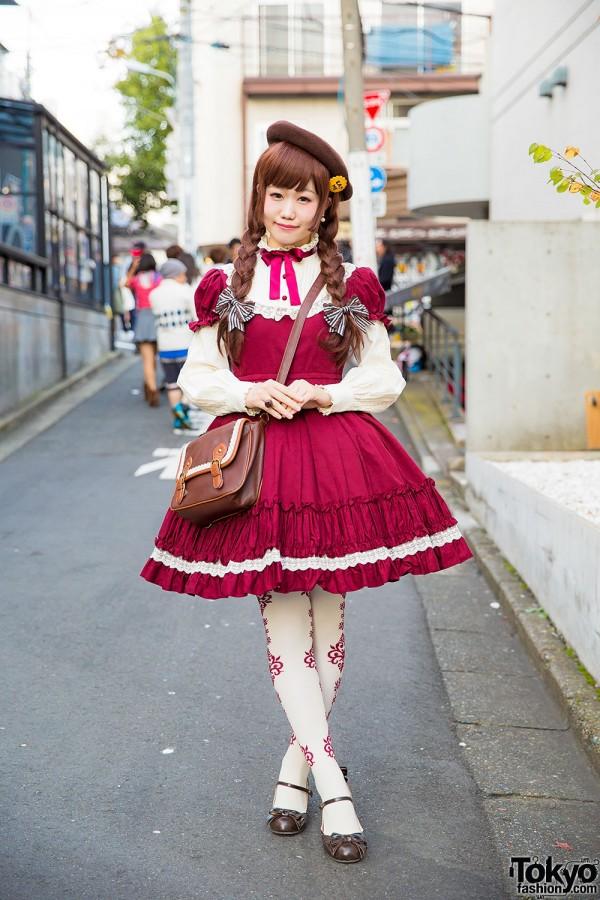Harajuku Lolita Fashion w/ Pina Sweet Collection, Baby, the Stars Shine Bright, metamorphose & Handmade Items