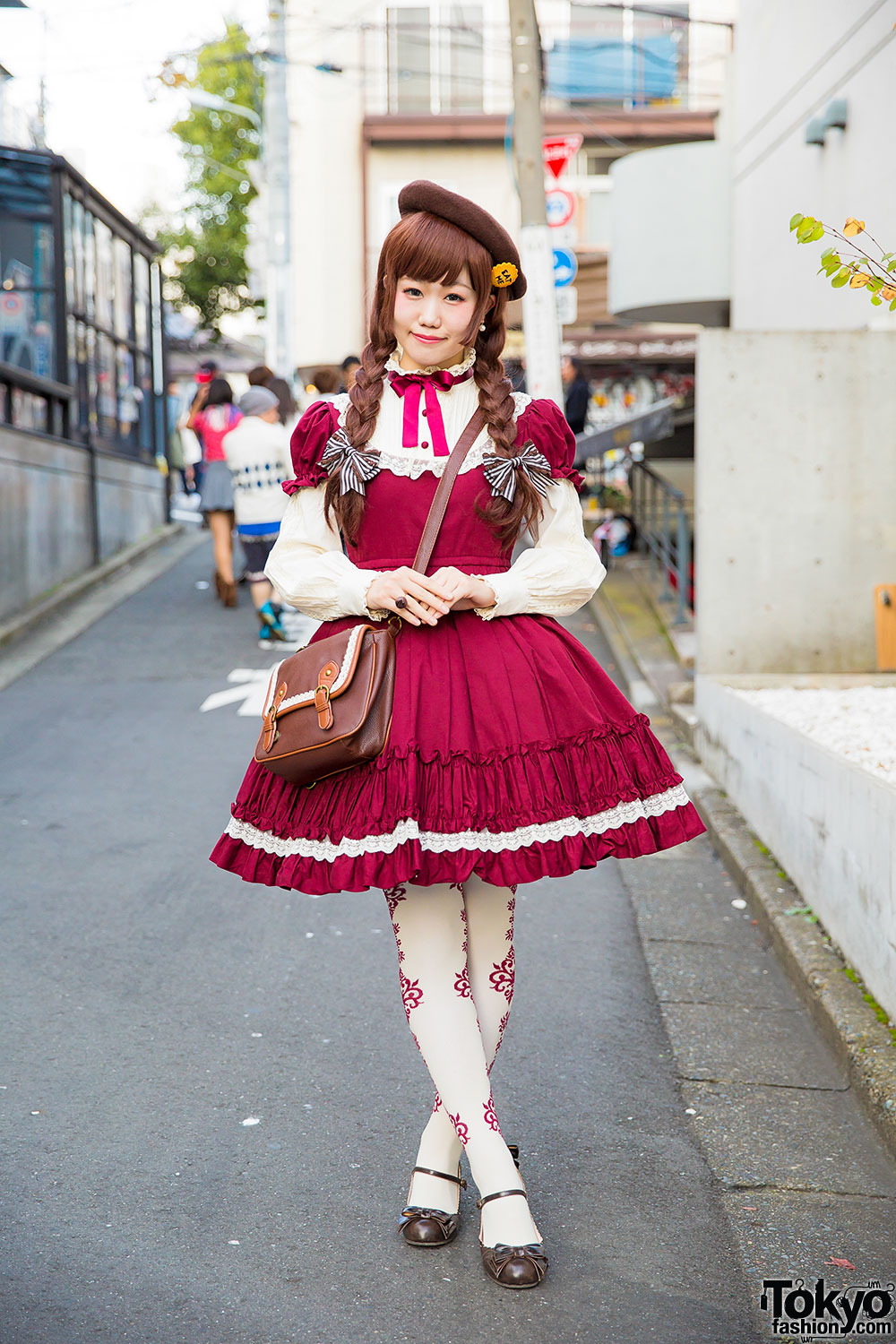 Harajuku Lolita Fashion W Pina Sweet Collection Baby