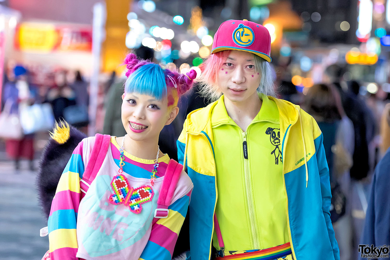 harajuku | Tumblr | HUMANZ | Pinterest | Harajuku fashion ...