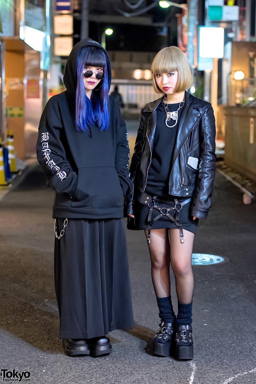 Dark Harajuku Styles W Never Mind The Xu Demonia Glad