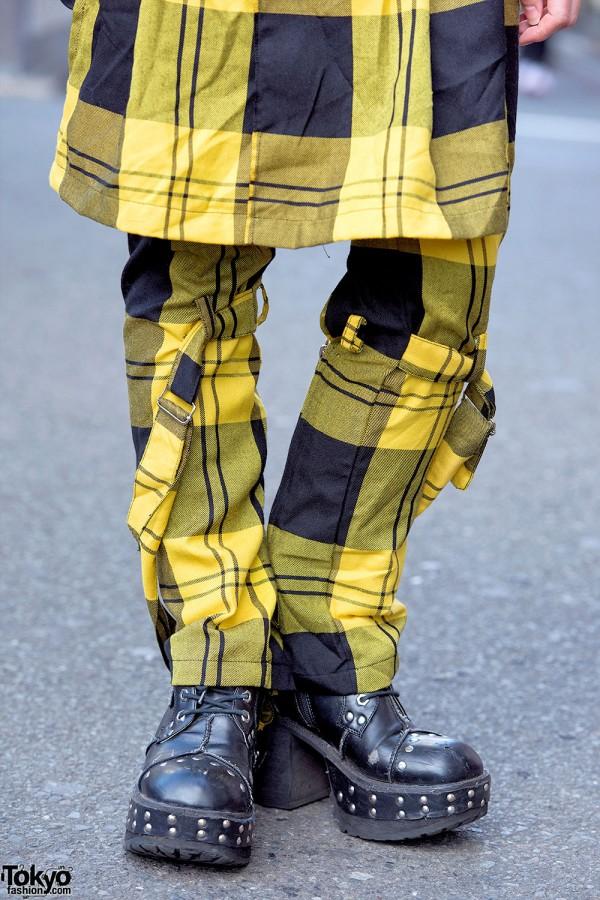 Super Lovers x Yosuke USA Studded Boots