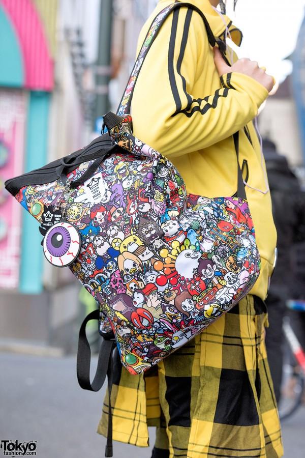 Waga-ma-mind Tokyo Bag