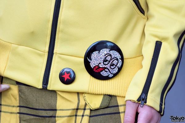 8-Style Tokyo Badge