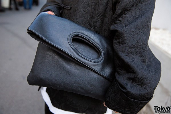 Folded Clutch in Harajuku