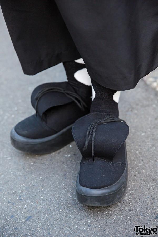 Tokyo Bopper Shoes & Polka Dots