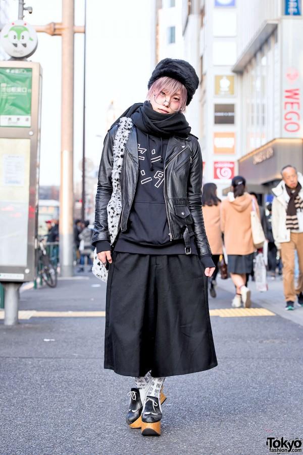 Newfashion Street Style Harajuku