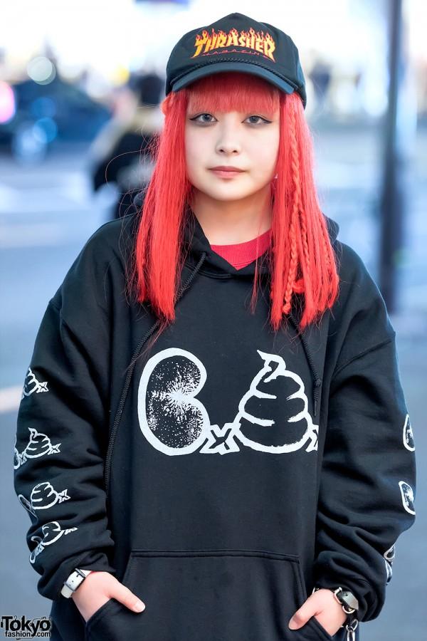 Crust Punk Skirt Hentaiworks Backpack Amp Punk Do Hoodie In