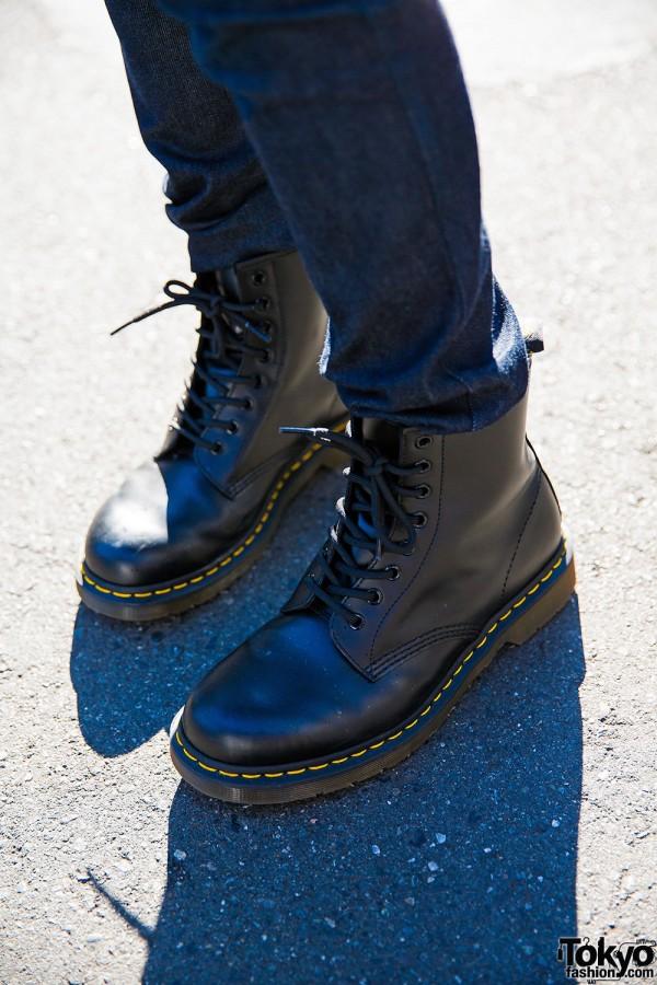 Dr. Martens Mens Boots in Harajuku