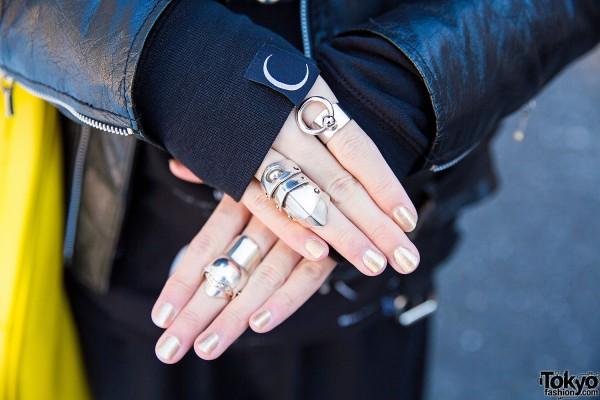 Vivienne Westwood Armor Ring