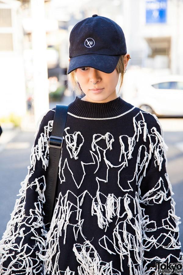 Oversized Yohji Yamamoto Sweater