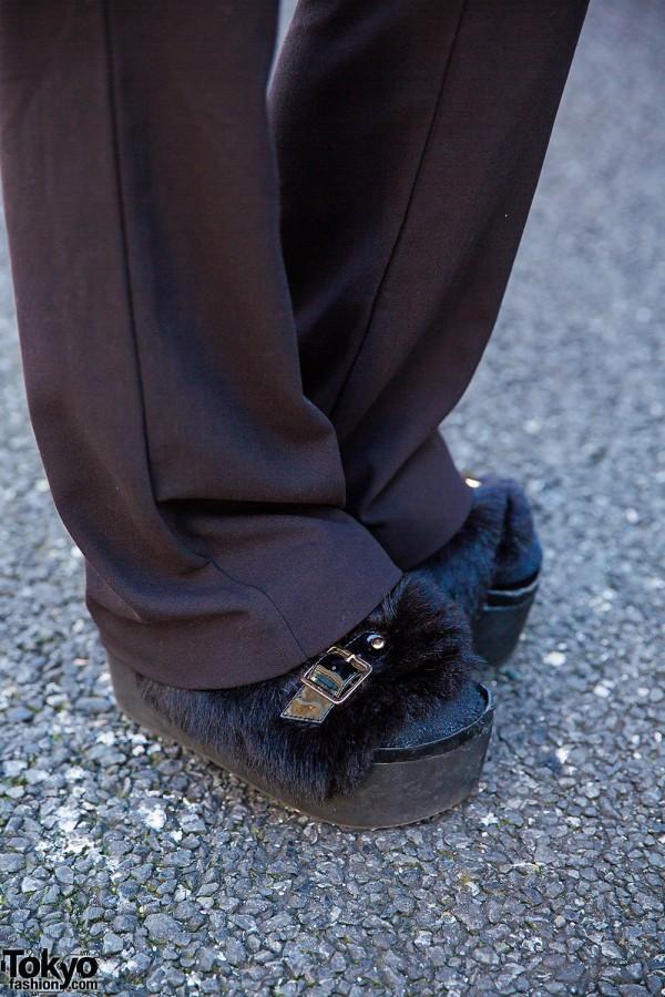 One Spo Platform Sandals