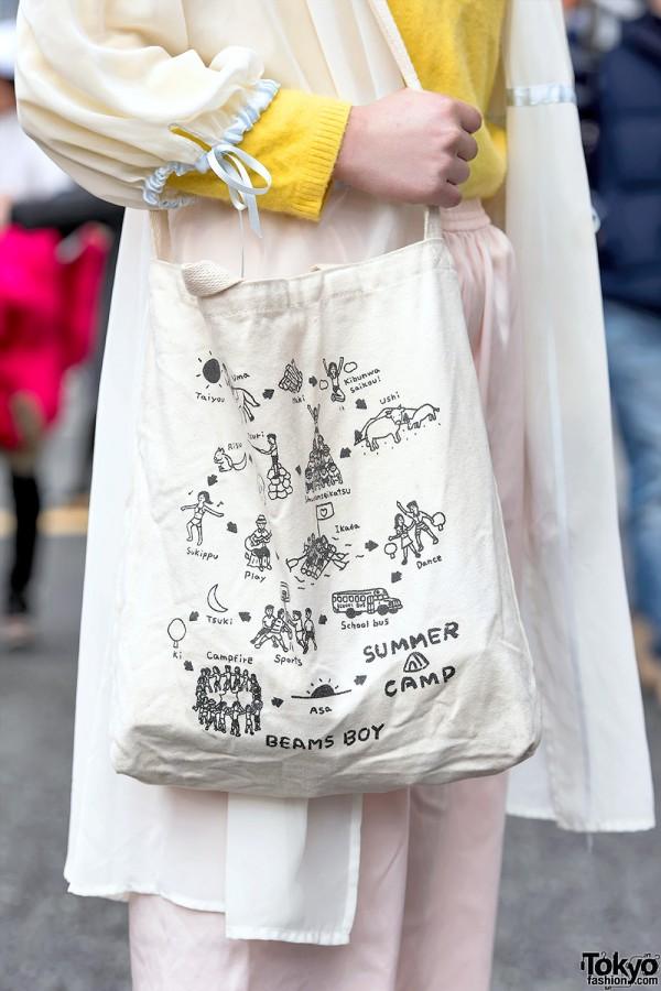 Summer Camp Bag by Beams Japan