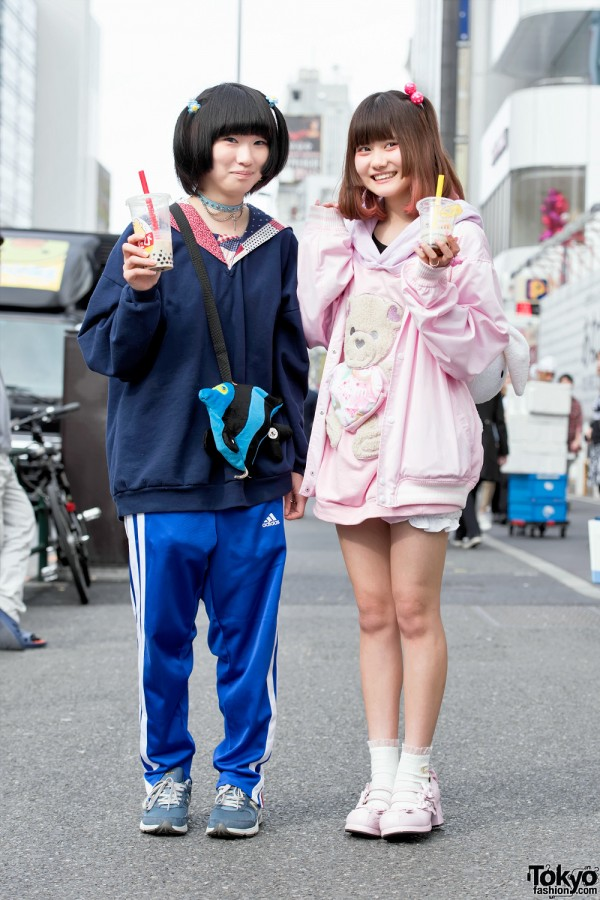 Milklim x Punyus x Resale Harajuku Fashion