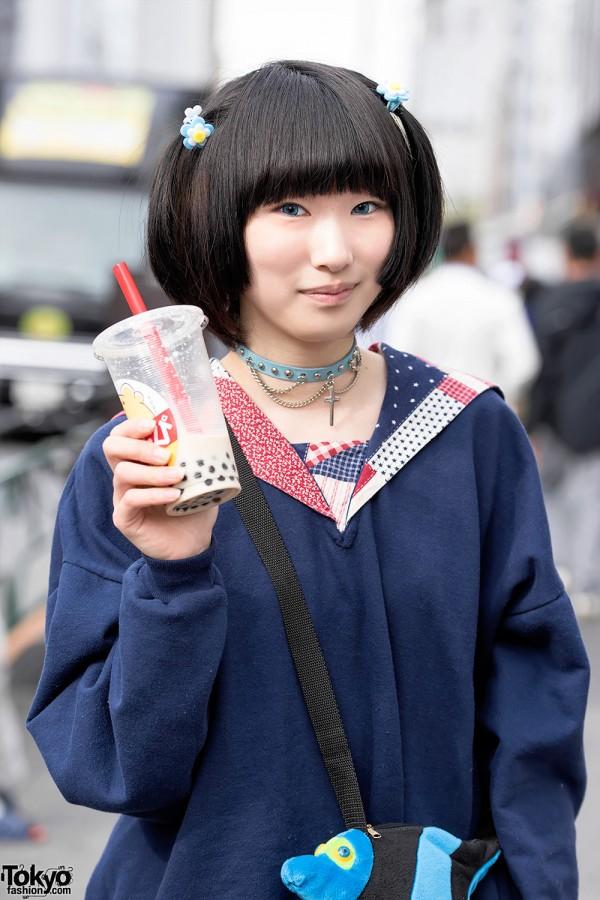 Resale Sweatshirt in Harajuku