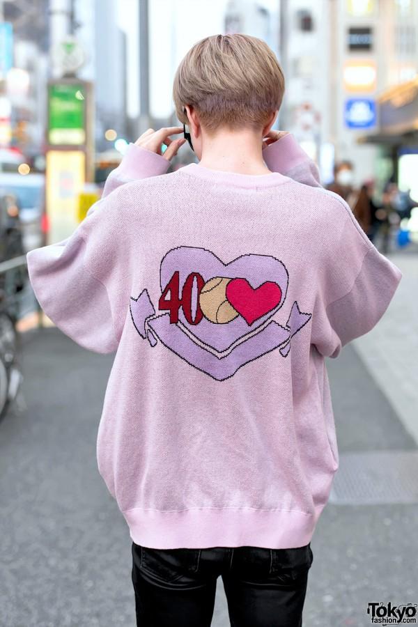 Joyrich 40Love Knit Sweater