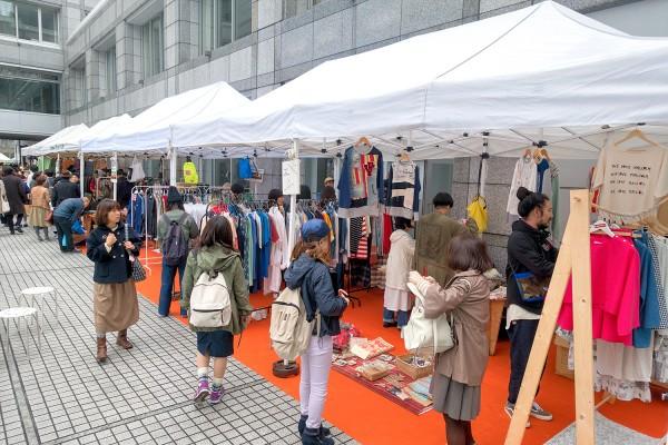 Raw Tokyo Vintage Fashion Flea Market (2)