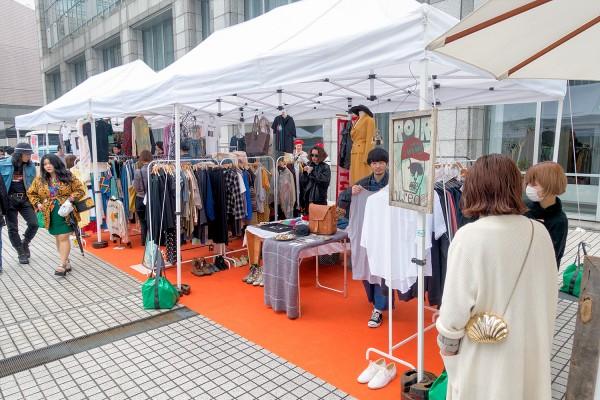 Raw Tokyo Vintage Fashion Flea Market (9)