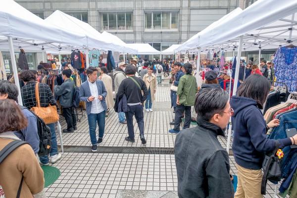 Raw Tokyo Vintage Fashion Flea Market (10)