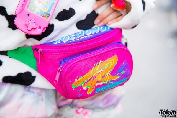 Colorful Harajuku Waist Bag