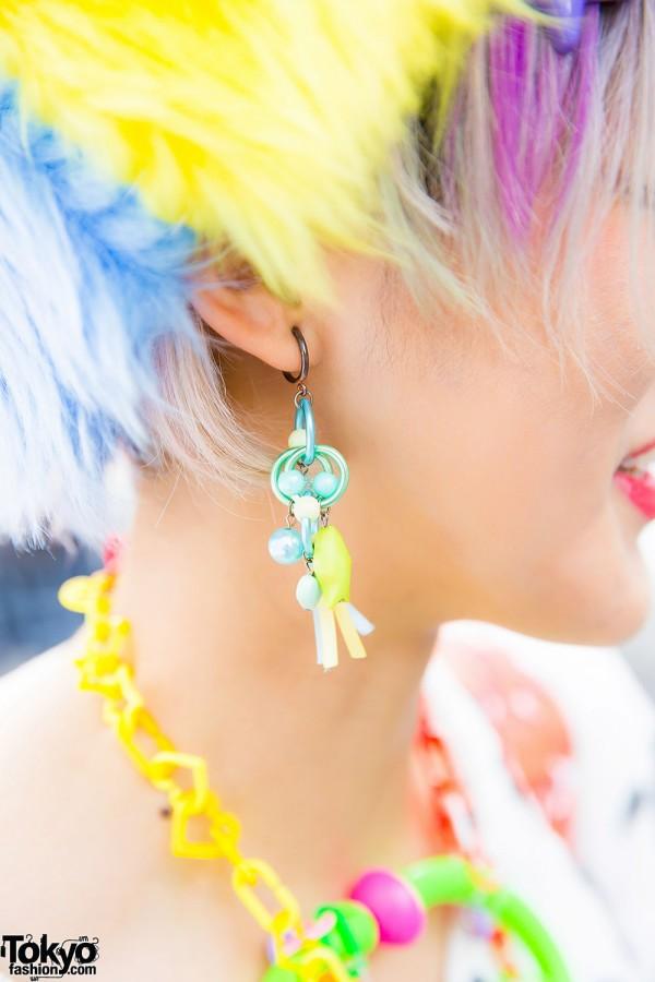 6%DOKIDOKI Earrings