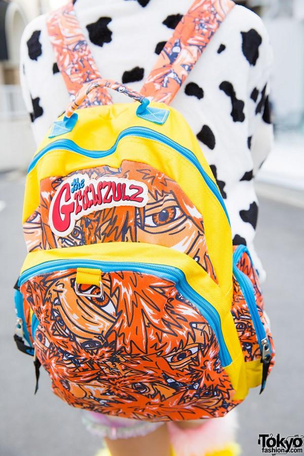 The Grawzulz Backpack