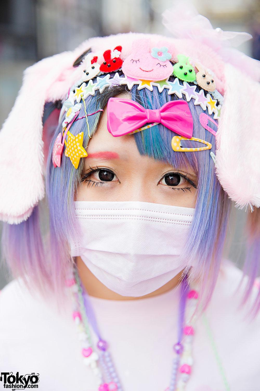 Pastel Hair & Pastel Fashion w/ Manamoko, 6%DOKIDOKI, My Little Pony & Spinns in Harajuku