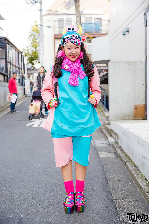 Top 10 Teen fashion in japan