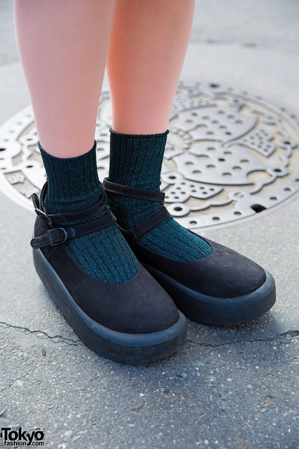 Tokyo Bopper Shoes