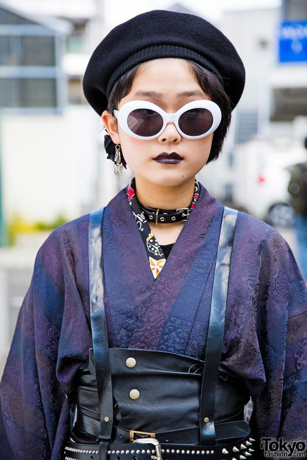 Vintage Kimono Harajuku