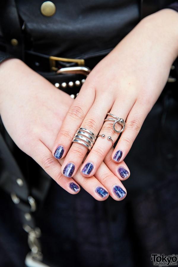 (me) Harajuku Ring