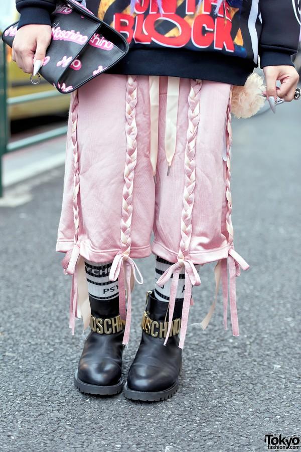NicoPanda Pants in Harajuku