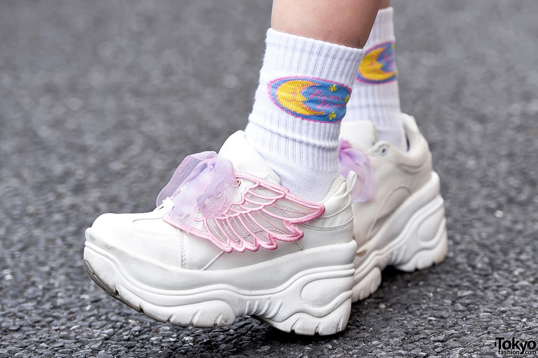 Harajuku Girl W Pastel Twintails Amp Kawaii Fashion By Ank