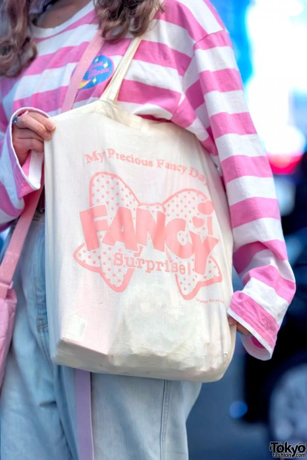 Fancy Surprise Tote Bag