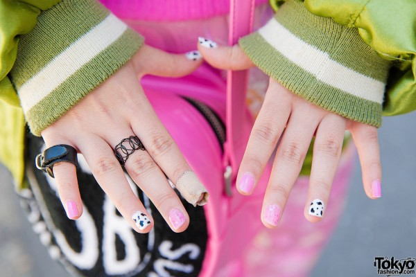 Nail Art & Ring