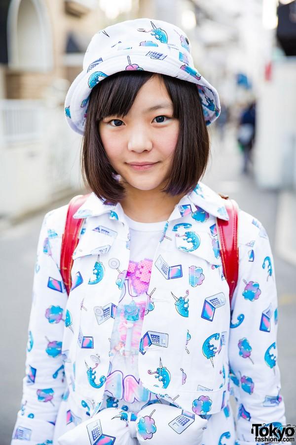 Galaxxxy Japan Jacket & Hat