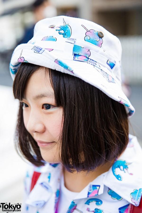 Galaxxxy Japan Hat
