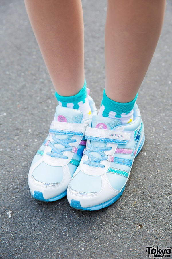Colorful Harajuku Sneakers