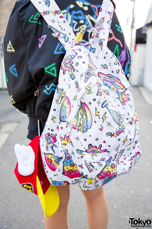 Dress 'N Dazzle Backpack