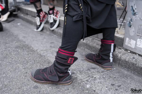 Tobizaru Japanese Boots