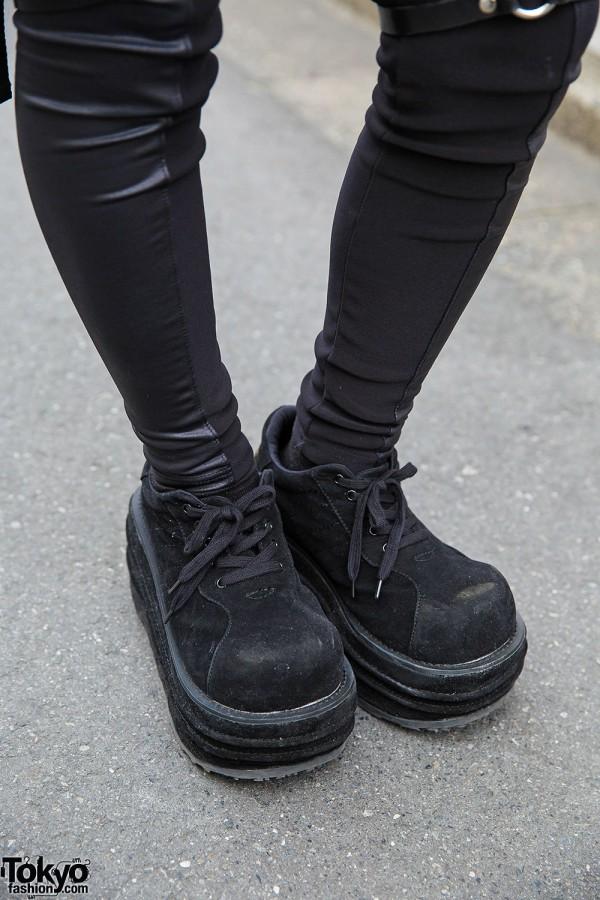 Never Mind the XU Platform Shoes