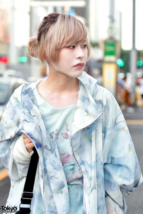 Balmung Jacket & Top in Harajuku