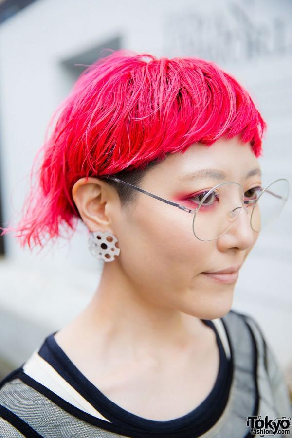 Shibo Tabei Handmade Earrings
