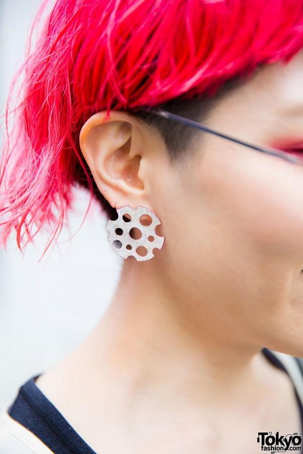 Shibo Tabei Earrings
