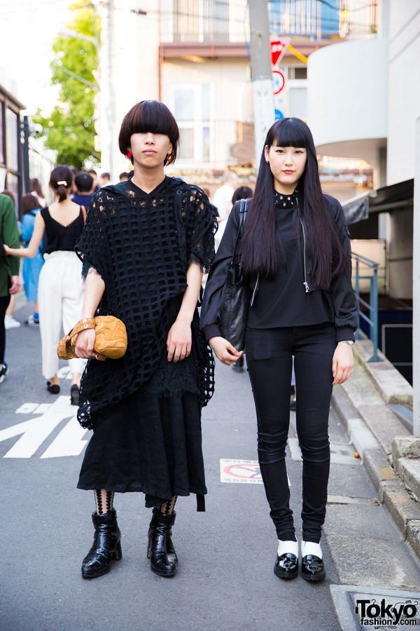 Dark Harajuku Street Fashion w/ Astrid Andersen, EGR by Enrique Gonzalez, Ambush & Banal Chic Bizarre