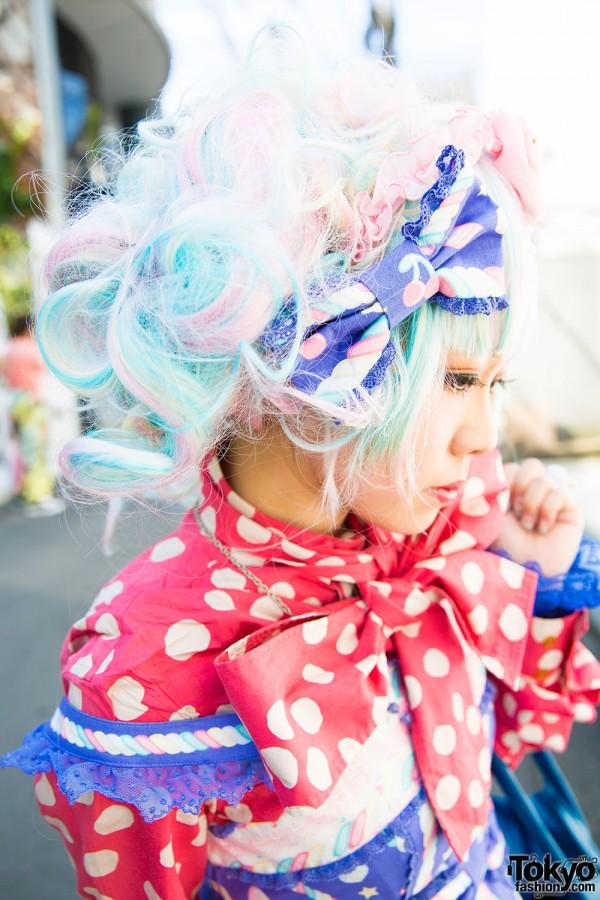 Angelic Pretty Lolita Hair Bow