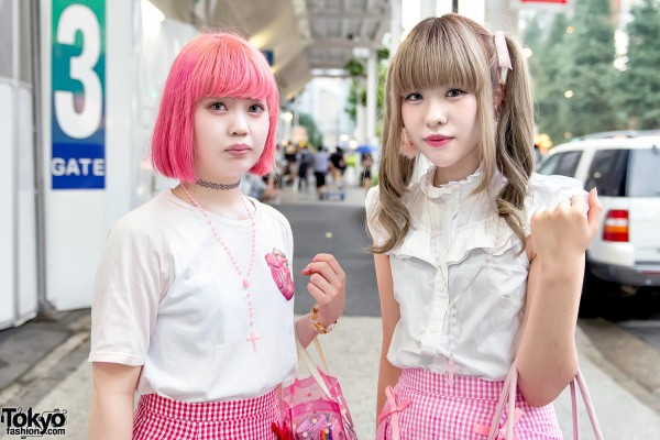 AHCAHCUM.muchacha Harajuku Fashion