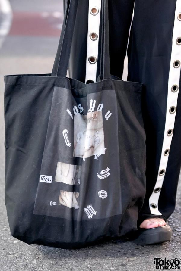 MYOB NYC Tote Bag